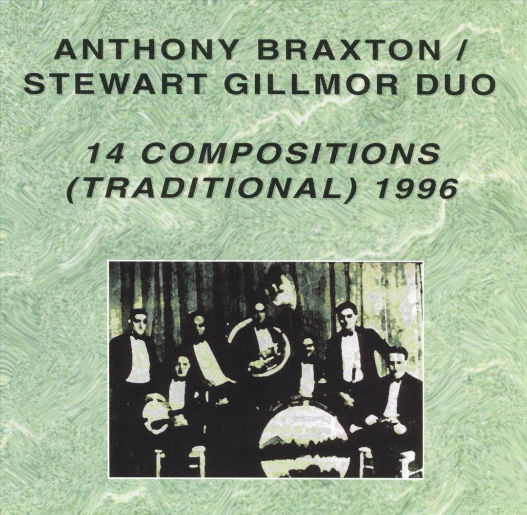 Anthony-Braxton-14-Compositions-Traditional-1996