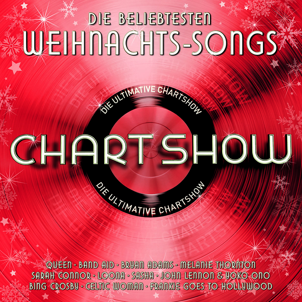 various die ultimative chartshow weihnachts songs