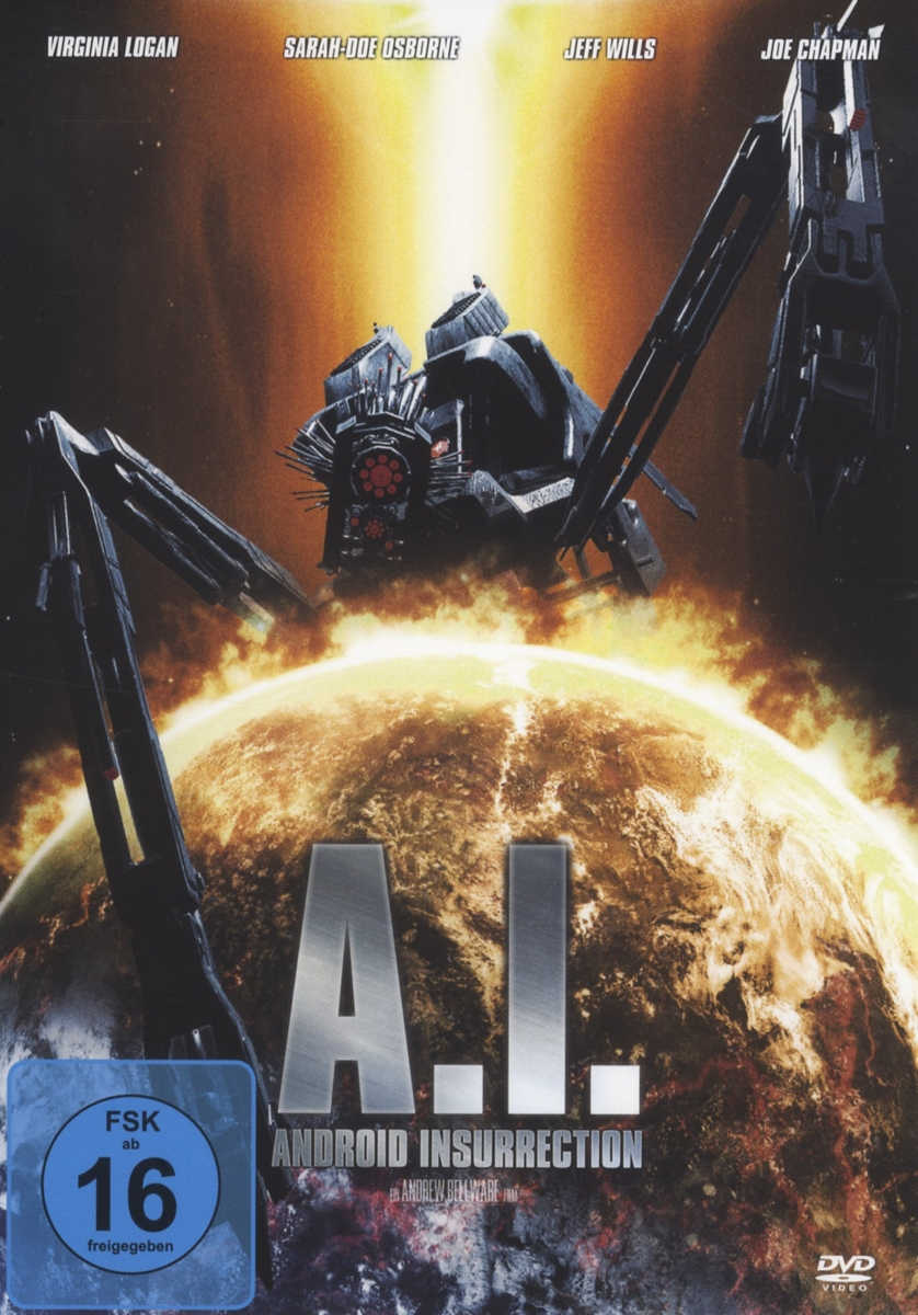 Andrew Bellware - A.I. Android Insurrection